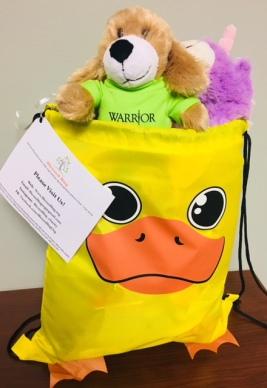 Child Cuddle Bag