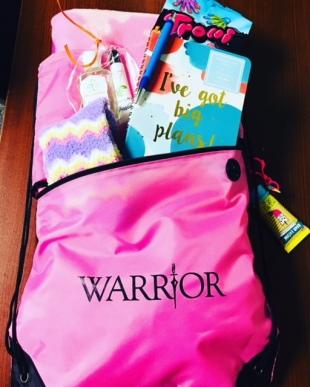 Teen Warrior Bag